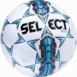 Select Sport Team No 4 White - Blue 10570