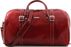Tuscany Leather Berlin TL1013 Red 53cm