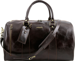 Tuscany Leather TL Voyager TL141217 Dark Brown 51cm