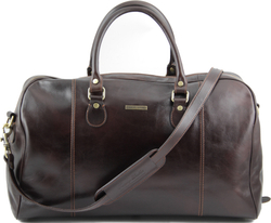 Tuscany Leather TL Voyager TL141218 Dark Brown 50cm