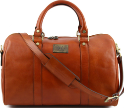 Tuscany Leather TL Voyager TL141250 Honey 42cm