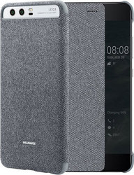 Huawei S-View Case Light Grey (Huawei P10)