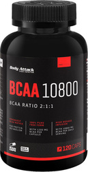 Body Attack BCAA 10800 120 κάψουλες