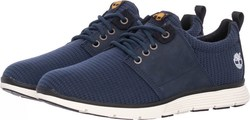Timberland A1J51 Blue Fabric / Leather