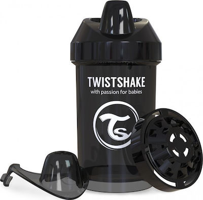 Twistshake Crawler Cup Black 300ml