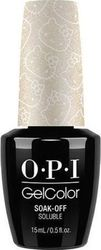 OPI Gelcolor Kitty White GCH80