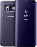 Samsung Clear View Cover Violet (Galaxy S8+)
