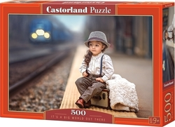 It's a Big World Out There 500pcs (B-52295) Castorland