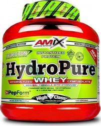Amix HydroPure Whey Protein 1600gr Φράουλα
