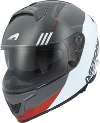 Astone GT1000F Split Black/White/Red