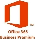 Microsoft Office 365 Business Premium Gr 1 Year, 5 Device