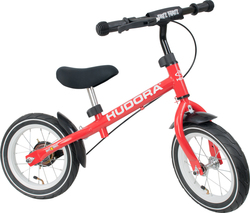 Hudora Wheel Ratzfratz Air, Red