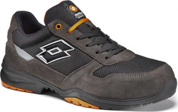 Lotto Flex Evo 500 S1200 S1P HRO SRC Black/ Brown Cocoa
