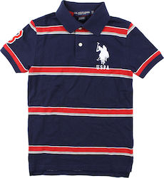 US POLO ASSN Polo T-shirt παιδικό 128074FG