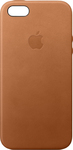 Apple Leather Case Saddle Brown (iPhone 5/5s/SE)