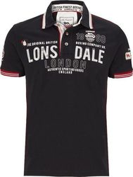 Lonsdale Sellindge 114671 Black