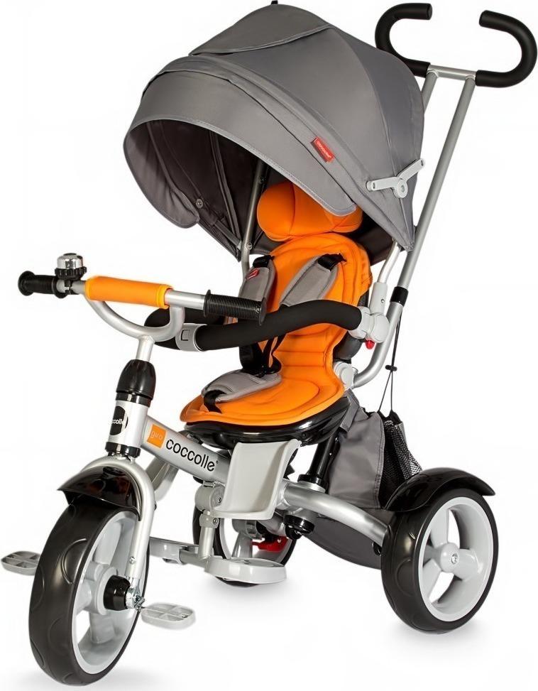b468e861464 Προσθήκη στα αγαπημένα menu Smart Baby Coccolle Giro Grey/Orange