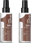 Revlon Uniq All In One Hair Treatment Coconut 2x150ml