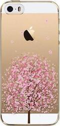 iNOS Back Cover Almond Tree (iPhone 5/5s/SE)