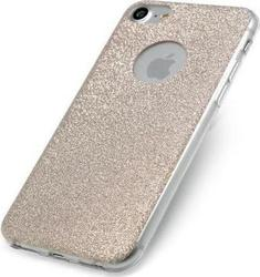 iNOS Back Cover Glitter Χρυσό (iPhone 7)
