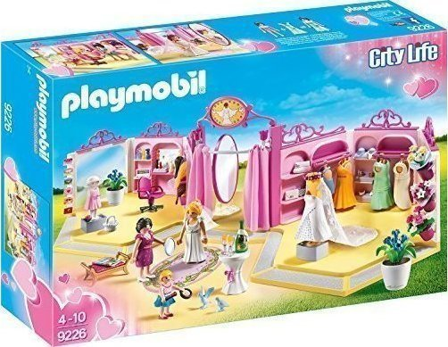 24da8d8d194c Προσθήκη στα αγαπημένα menu Playmobil Κατάστημα Νυφικών
