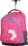 Polo Trolley Pink Bird