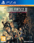 Final Fantasy XII The Zodiac Age (Limited Steelbook Edition) PS4