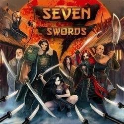 Gen-X Seven Swords