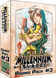 Level 99 Games Millennium Blades: Fusion Exp