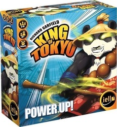 Iello King Tokyo Power Up!