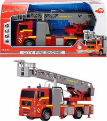 Dickie Fire Engine Πυροσβεστική Push and Play