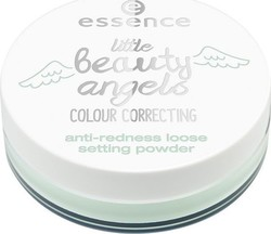 Essence Little Beauty Angels Anti-Redness Loose Setting Powder 01 I'm Flawless Minty