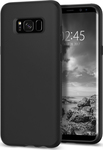 Spigen Liquid Crystal Matte Black (Galaxy S8)