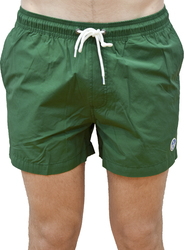 NORTH SAILS SWIM TRUNK VOLLEY PATCH GREEN