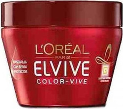 L'Oreal Elvive Color Vive Mask Βαμμένα Μαλλιά 300ml
