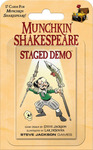 Steve Jackson Games Munchkin Shakespeare Staged Demo