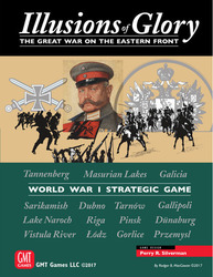 GMT Games Illusions Of Glory