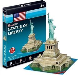 BW Παζλ 3D Statue of Liberty USA 38τμχ OEM