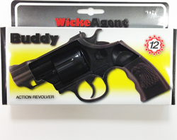 Wicke Agent Buddy Action Revolver
