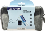 Elgydium Dental Travel Kit Gray