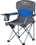 OZtrail Junior Deluxe Arm Chair FCC-DJC-B