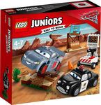 Lego Juniors: Willy's Butte Speed Training 10742