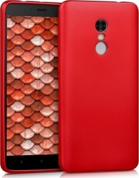 KW Back Cover Σιλικόνης Metallic Dark Red (Xiaomi Redmi Note 4)