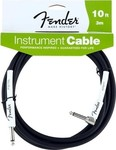 Fender Cable 6.3mm male - 6.3mm male 3m (FEMIKAKIN034ABK)