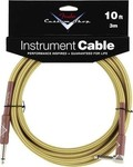 Fender Cable 6.3mm male - 6.3mm male 3m (FEMIKAKIN054ATW)
