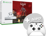Microsoft XBOX One S 1TB & Halo Wars 2 Ultimate Edition & Controller