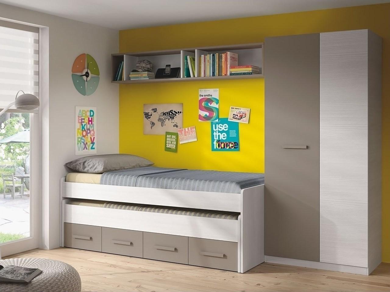93bc2b63a2e ... συρομενα Ares Μονό Λευκό/Γκρι με Συρόμενο Κρεβάτι Skroutz.gr παιδικα  κρεβατια παιδικα κρεβατια συρομενα Έπιπλα Μπακό παιδικά έπιπλα και παιδικό  δωμάτιο ...