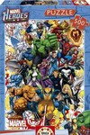 Marvel Heroes 500pcs (15560) Educa