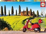 Scooter In Toscana 1500pcs (17121) Educa