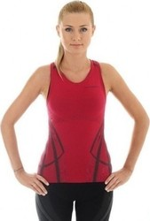 Brubeck Fitness Ladies T-shirt TA10150 Red